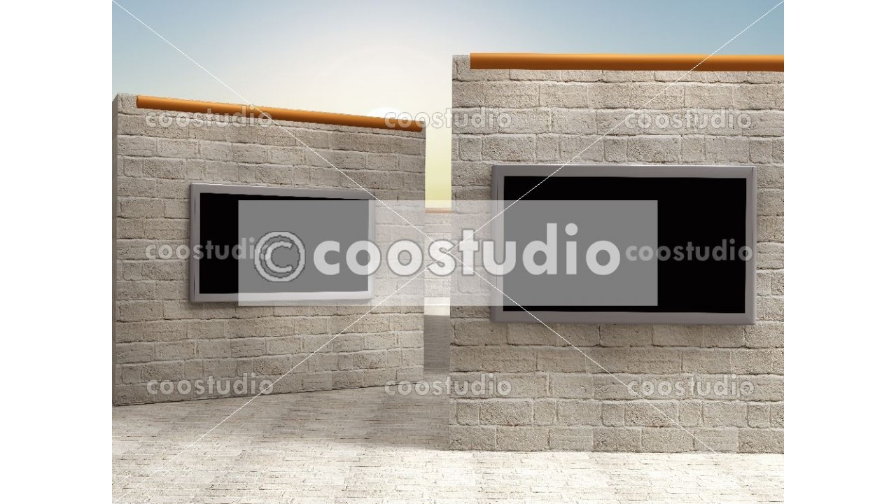 virtual set background zoom wall screen