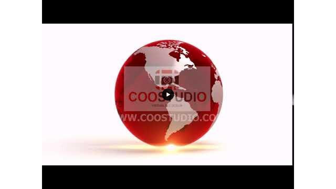 earth global news 9 video loopprimmum footage video