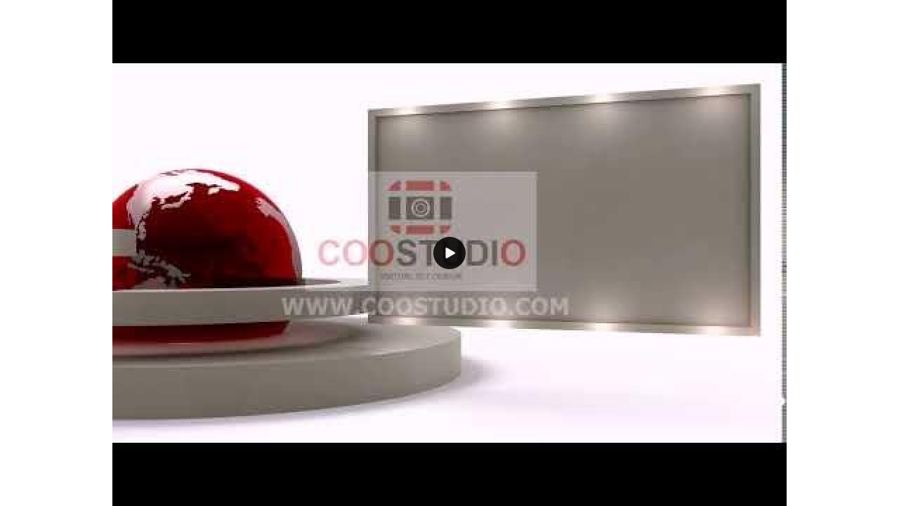 earth global news 1 video loopprimmum footage video