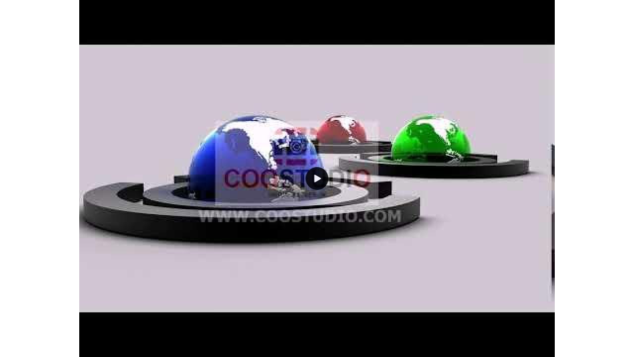 earth global news 6 video loopprimmum footage video