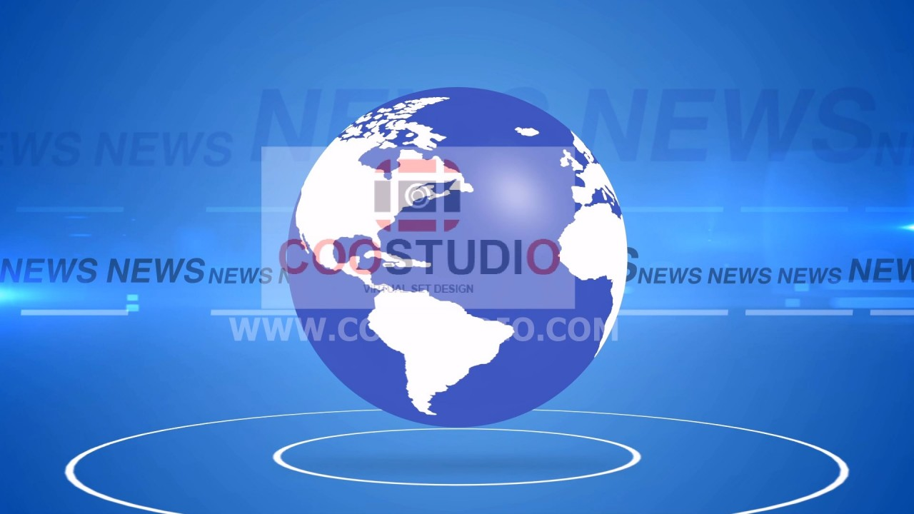 earth global news 11 video loopprimmum footage video