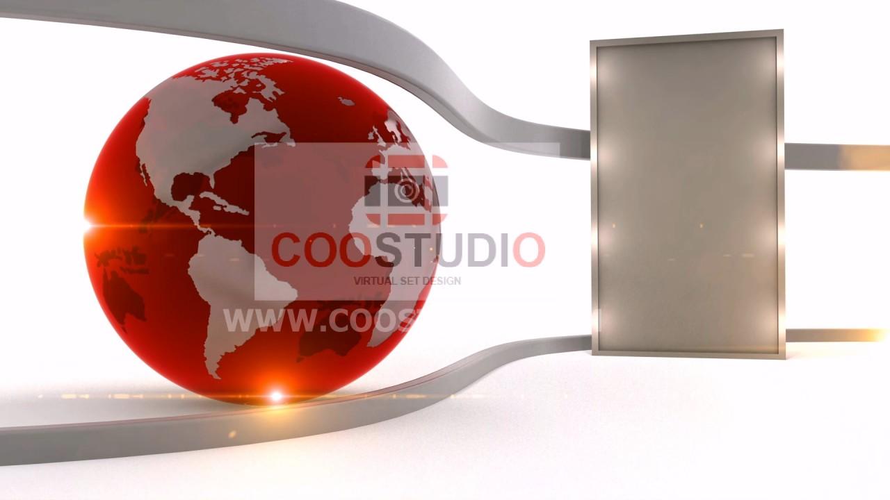earth global news 7 video loopprimmum footage video