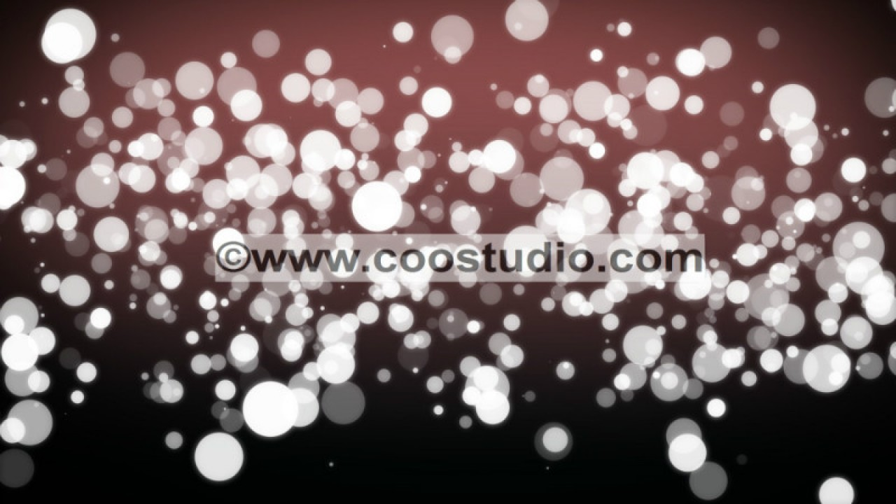 free particle background video