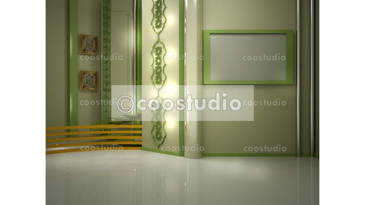 islamic virtual set background 4virtual set