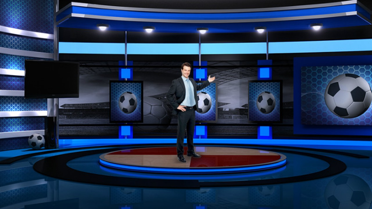 sport virtual set studio tv 7studio tv pack 1
