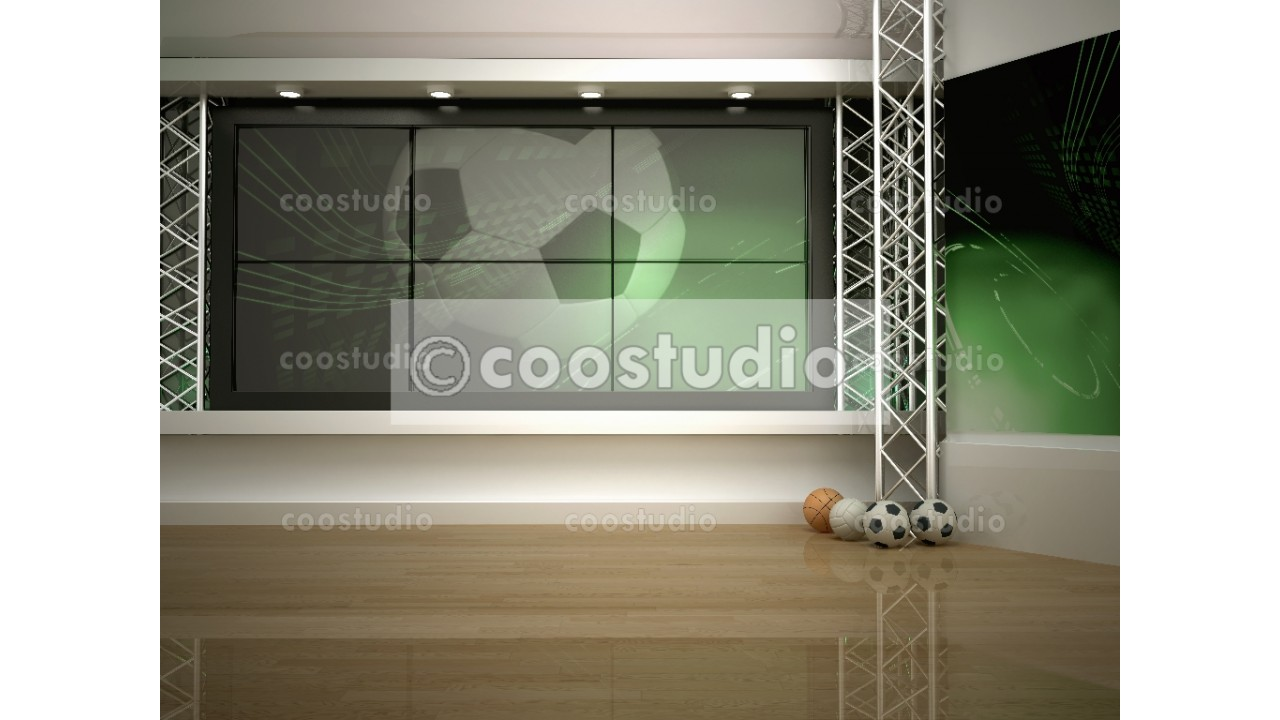 sport virtual studio background 13virtual set