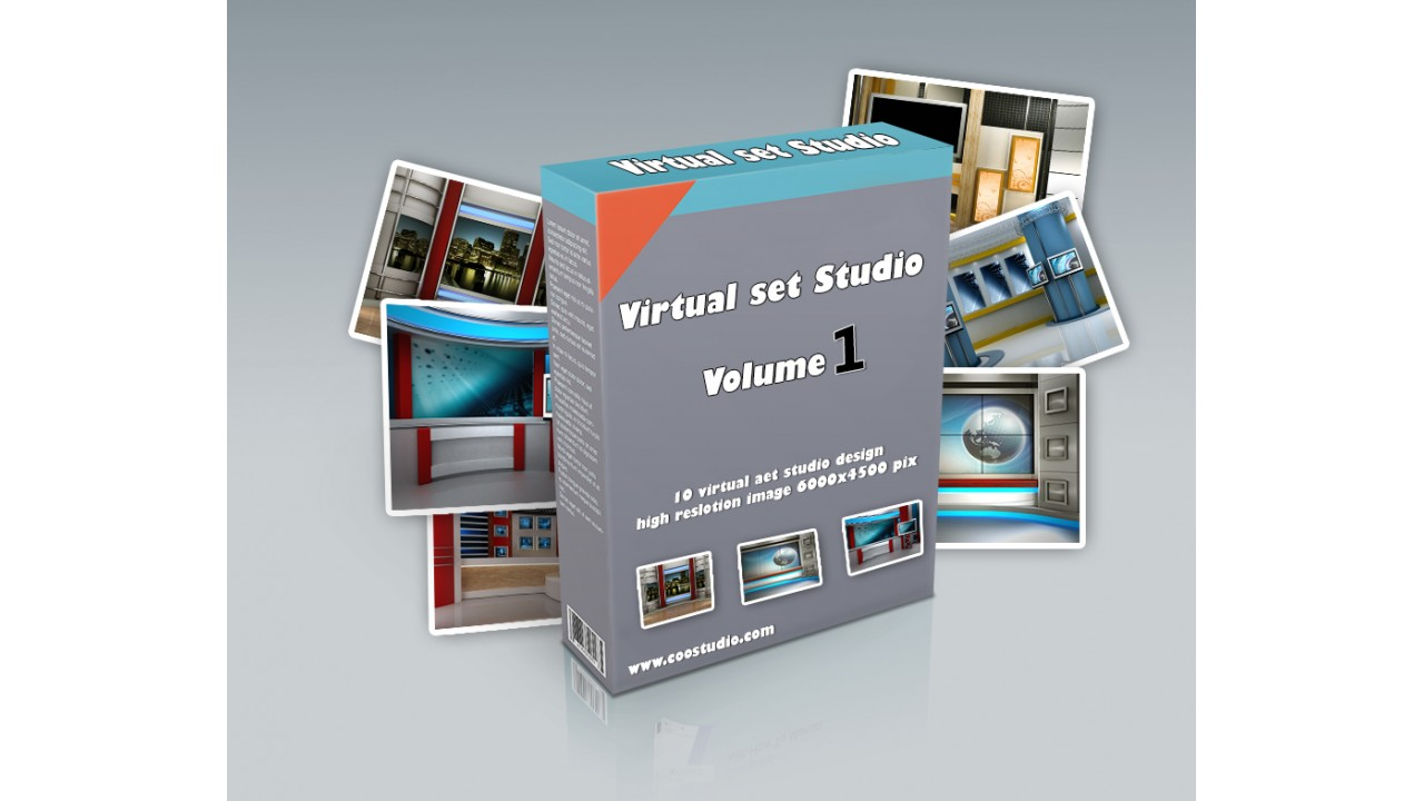 virtual set volume 1