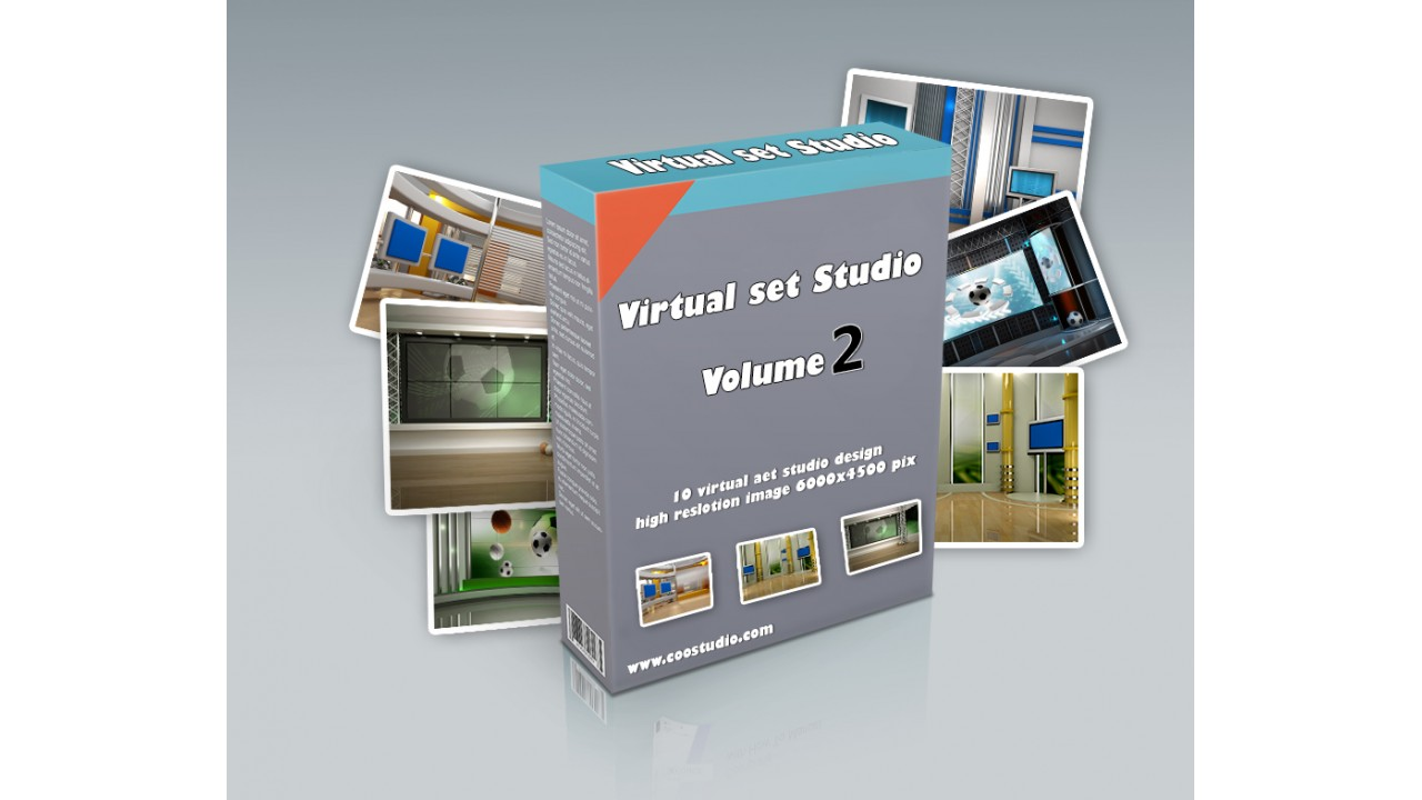 virtual set volume 2