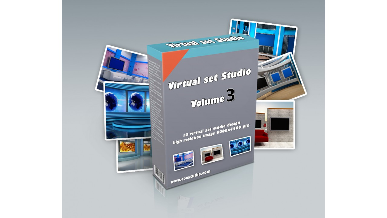 virtual set volume 3