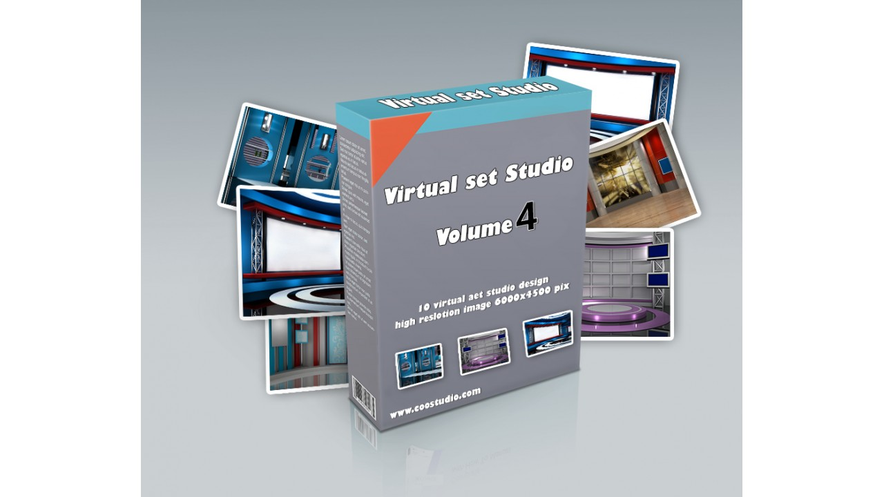 virtual set volume 4