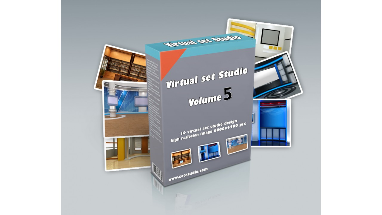virtual set volume 5