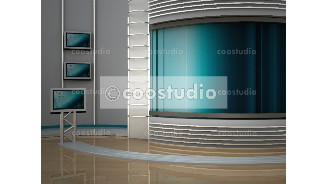 virtual studio set background tv 3virtual set