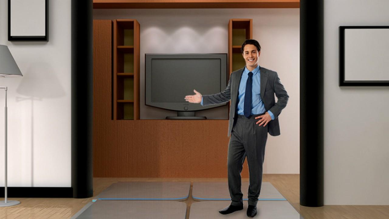 Room virtual set studio tv 5studio tv pack 1
