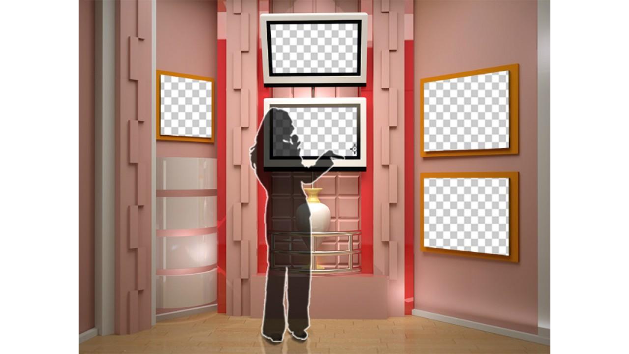 virtual set volume 2