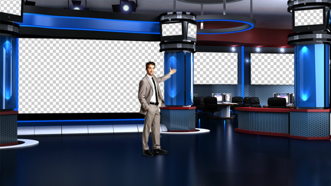 virtual set studio tv 12studio tv pack 1