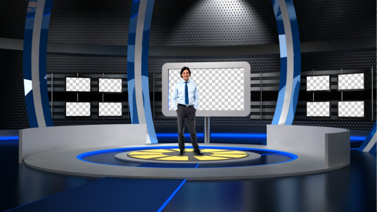 virtual set studio tv 13studio tv pack 1