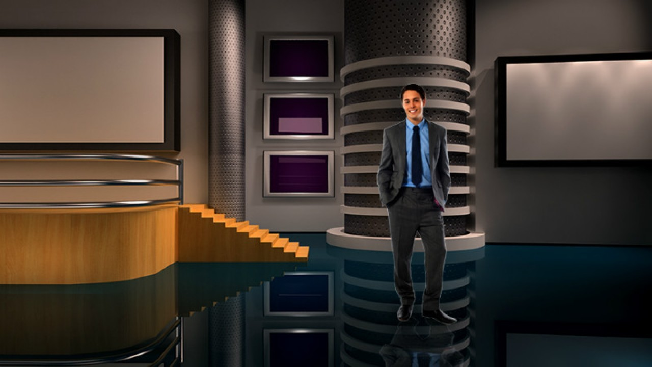 virtual set studio tv 3studio tv pack 1