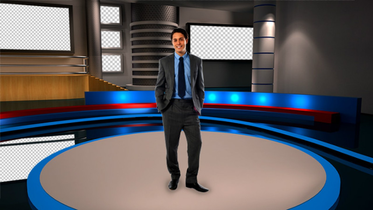 virtual set studio tv 3studio tv pack 1