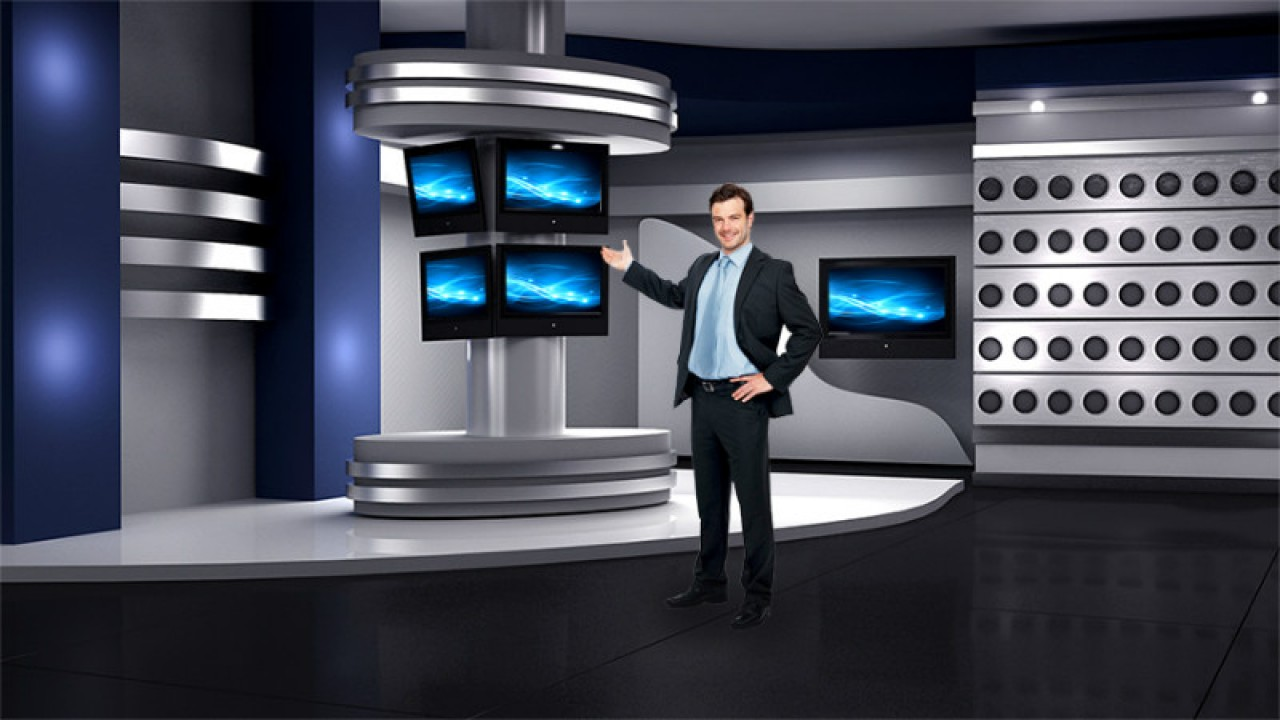 tech virtual set studio tv 8studio tv pack 1